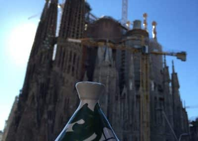 Barcelona Sagrada Familia, Spain
