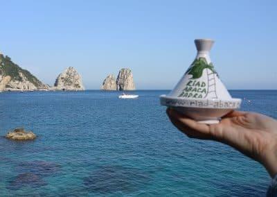 Faraglioni di Capri, Italia