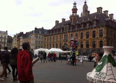 Lille 3, France