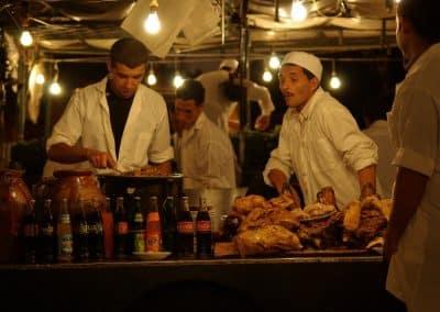 Restaurant Jemaa el Fna 2
