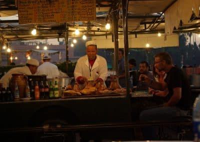 Restaurant Jemaa el Fna