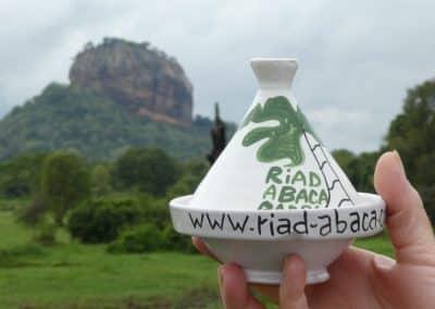 The Royal Rock of Sigiriya, Sri Lanka